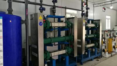 Different Chlorination Methods Comparison